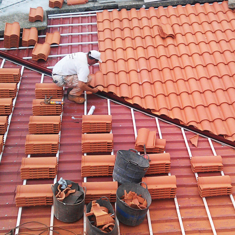 tejados de uralita riesgos good beautiful elegant